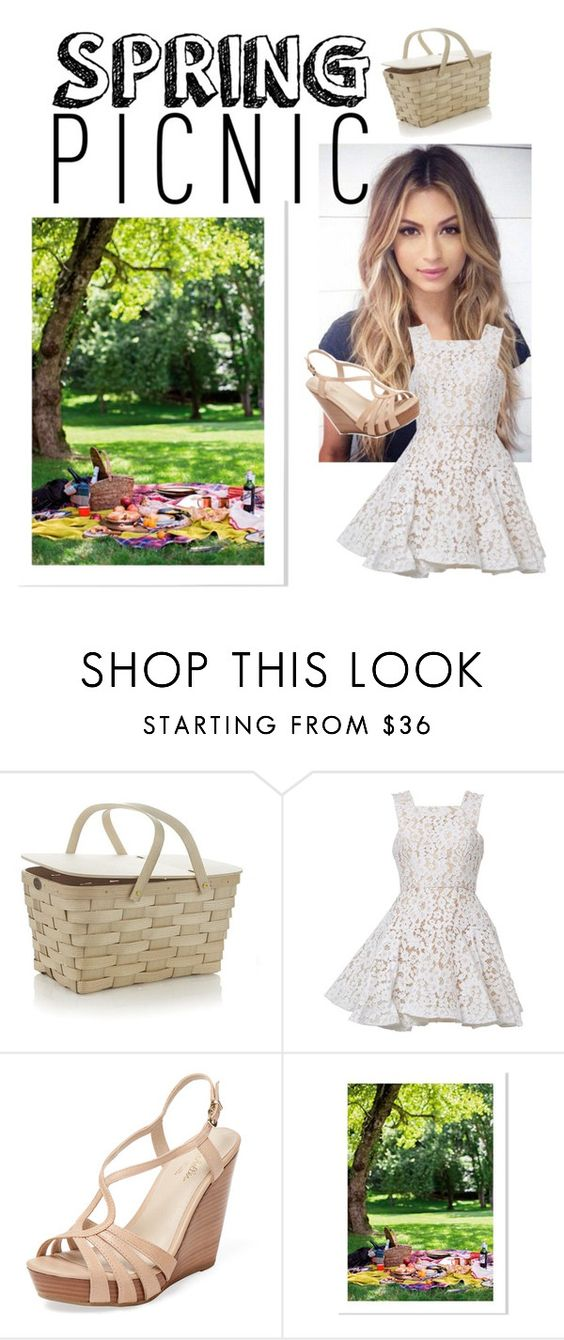 """""""Spring picnic"""" by mbubbles109 ❤ liked on Polyvore featuring Alex Perry, Seychelles, Spring, picnic, springfashion and spring2016"""