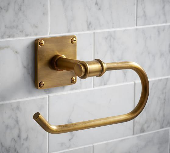 Covington Paper Holder Towel Rings Bathroom Fixtures Bathroom