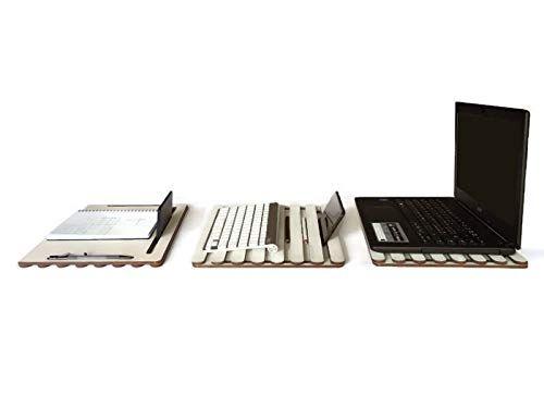 Amazon Com 3 Into 1 Laptop Cooling Pad Study Desk Desktop