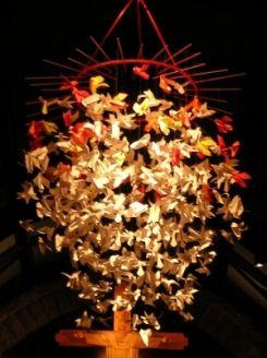 pentecost origami