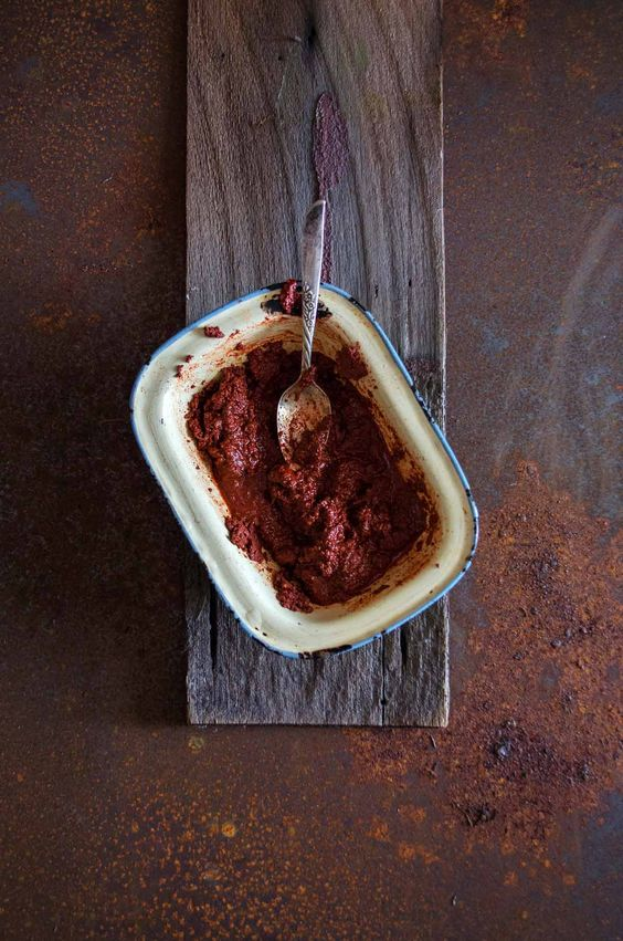 Easy achiote paste recipe