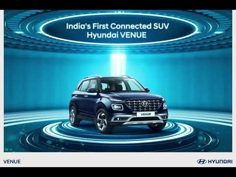 Hyundai Extended Warranty >> Hyundaivenue India S First Connected Suv Bookings Open Till