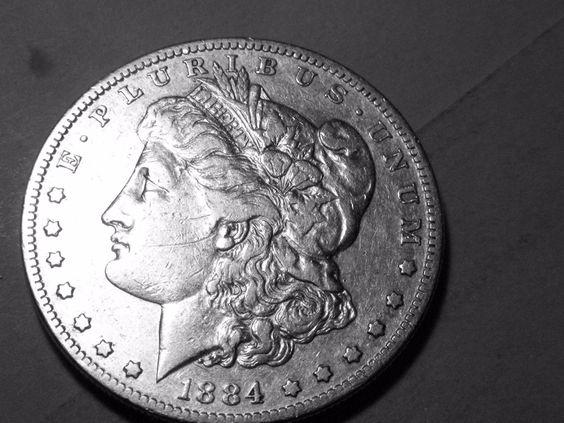 1884s Morgan Silver Dollar   # 2 https://t.co/9bhD769ebr https://t.co/RGH5G8Lir5