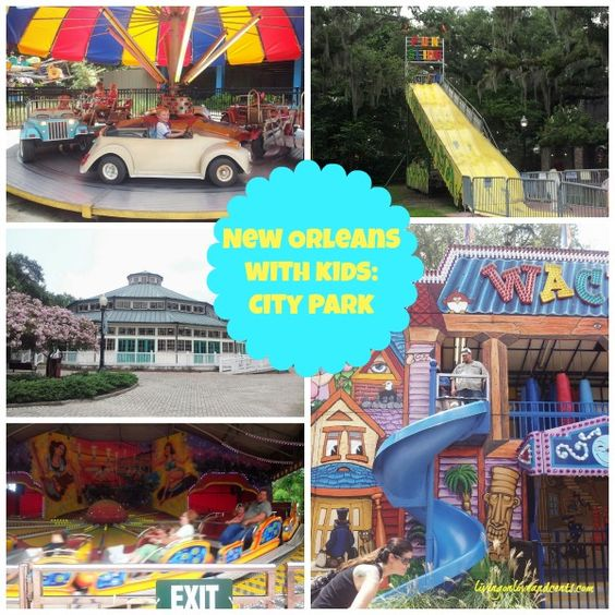 Things to do in new orleans with kids city park parks for Things to see new orleans
