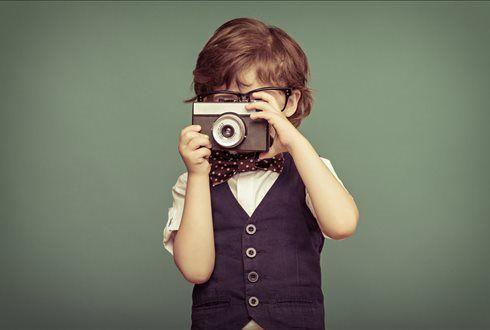 É de pequenino que se tira a fotografia. Na Luz do Deserto, Workshop de Fotografia para jovens por 75€. - Descontos Lifecooler