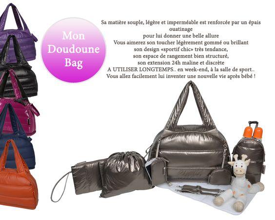 Collection Doudoune Bags