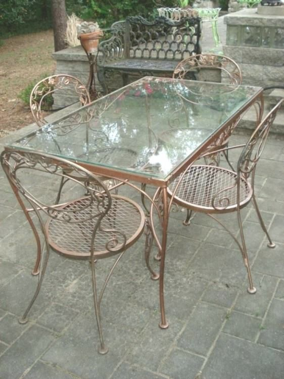 Woodard Patio Furniture Parts Vintage Patio Furniture Patio