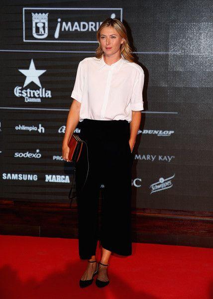 Maria Sharapova Photos - Mutua Madrid Open - Day Two - Zimbio