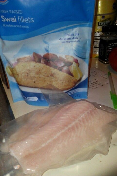 Fish on pinterest for Swai fish fillet