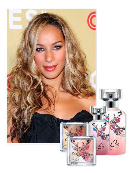 Leona Lewis se lance dans le make-up avec The Body Shop