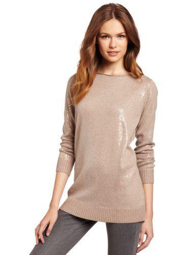 Heather Women's Sequin Sweater