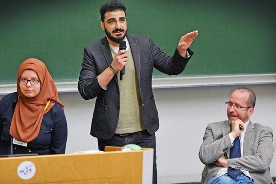 200 Zuhörer bei »Kultürk«-Veranstaltung mit islamischem Konvertiten +++  Debatte um Uni-Vortrag