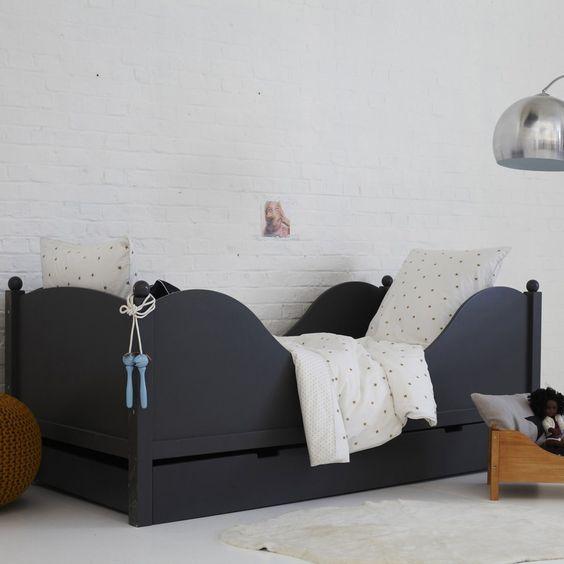 housse de couette stella am pm 39 la redoute anna inredning pinterest grey bed. Black Bedroom Furniture Sets. Home Design Ideas