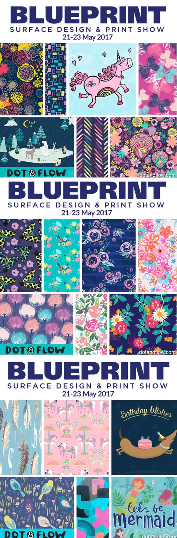 Dot and flow will be exhibiting at blueprint surface pattern and dot and flow will be exhibiting at blueprint surface pattern and print trade show in new york may 21 23rd 2017 blueprintshow surfacepatterndesign malvernweather Gallery