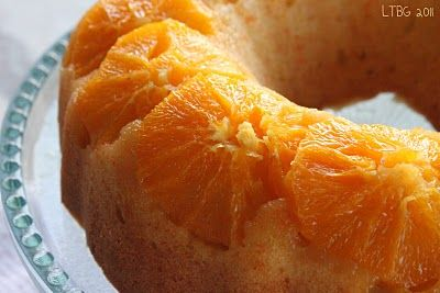 Citrus cake, perfect for spring!