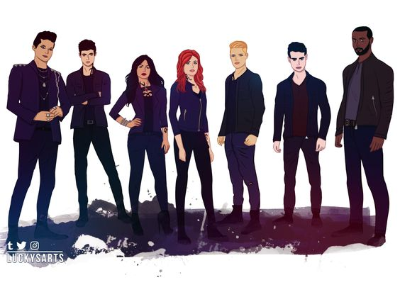 wow, I loved the first episode of season 2 of Shadowhunters and I think the show had a lot of improvement!