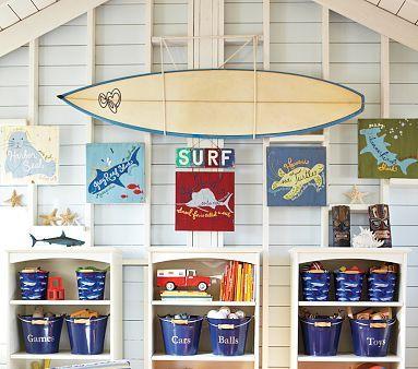 Surf Bedroom Theme