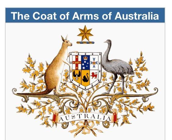 Australian national coat of arms