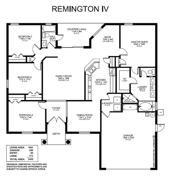 Plan 66342we 3 Bed Beauty With 2 Lanai: Florida Weather, Luxury Bath And Masters On Pinterest