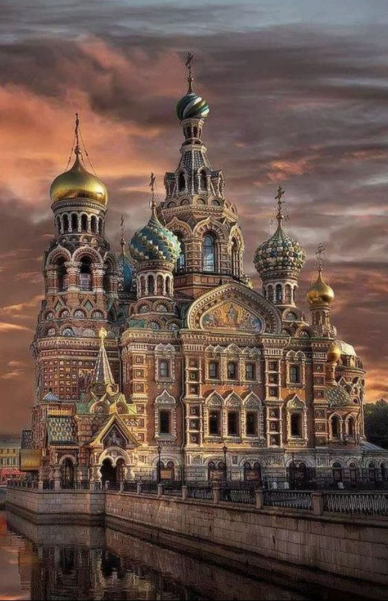 Russia - St Petersburg Want to see a russian Ballet