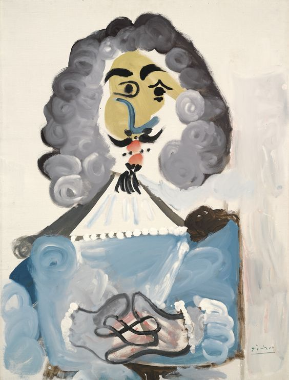 Mousquetaire by Pablo Picasso (1967)