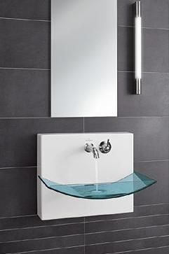 Glass Basin Basins And Kid Bathrooms On Pinterest