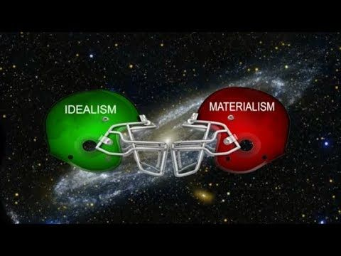 Idealism Vs Materialism The Hegelian Trap Of Quantum Theism