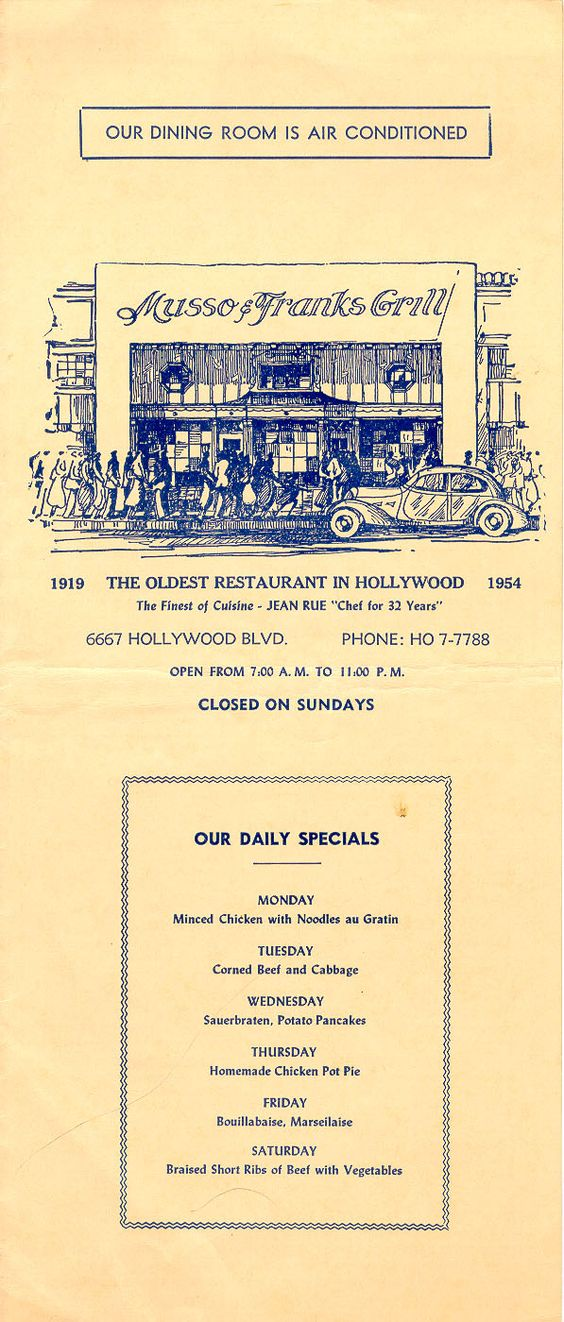 6ba17d13750107bec90a24a7e46c5994  hollywood california classic hollywood - Old Time Noodle House Gardena Menu