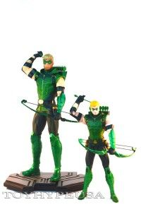 First Look: #DCComics Icons #GreenArrow Statue Review http://www.toyhypeusa.com/2015/03/10/first-look-dc-comics-icons-green-arrow-statue-review/ #DCCollectibles
