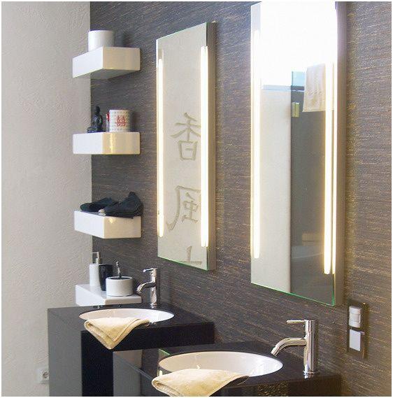 Zufriedenstellend Spiegel Bad Beleuchtet In 2020 Beleuchten Spiegelschrank Bad Schlafzimmer Eingebaut