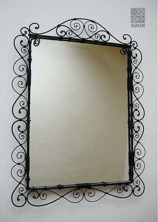 Suran / Rám na zrkadlo - Alžbeta