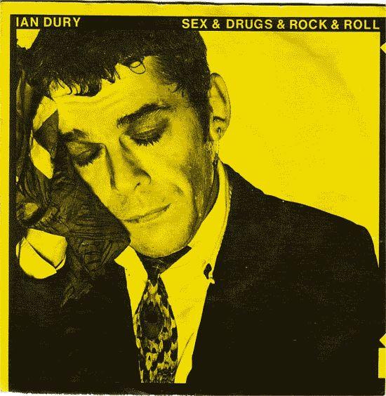 my poe'!  Ian Dury
