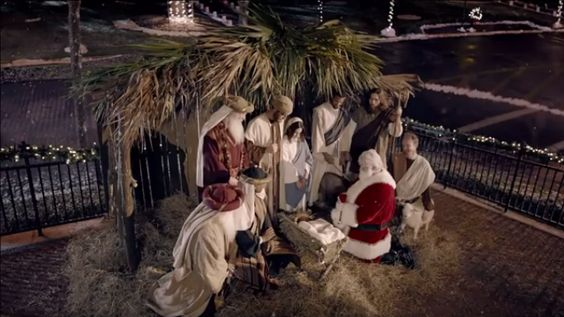 Come Back to Mass for Christmas: A Commercial by Catholics Come Home