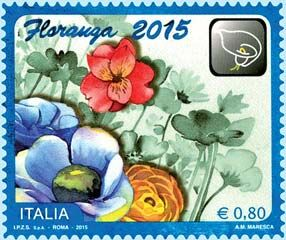 2015 -  Esposizione floristica Floranga 2015