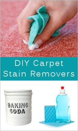 Simple Carpet cleaning tips.