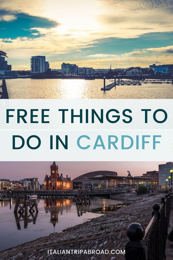 Amazing free things to do in Cardiff Wales