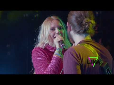Lina Happy End Live Youtube In 2020 Lina Larissa Strahl Youtube Happy End