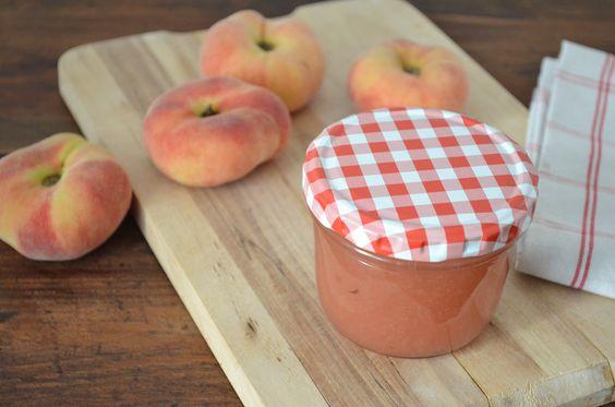 Einladung zum Frühstück: Pfirsich-Rosmarin-Marmelade #selbstgemacht