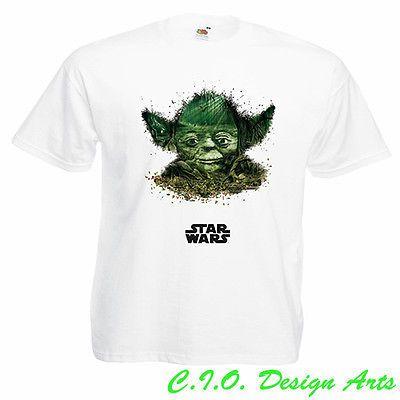 Star Wars The Force Awakens Yoda T-Shirt