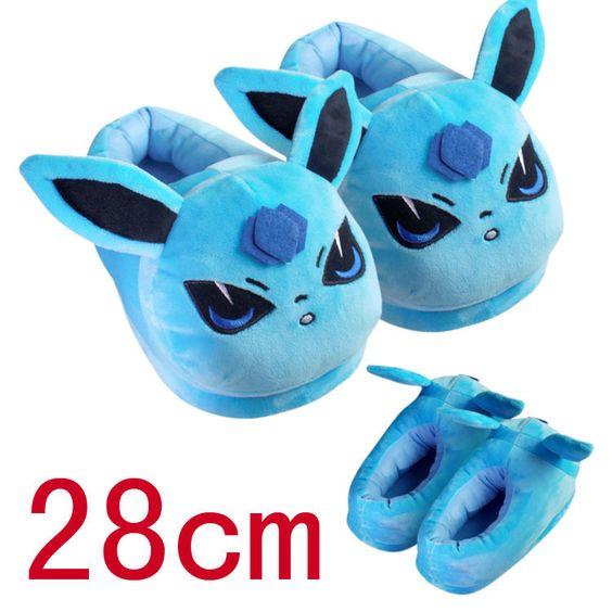 pokemon slippers Anime Cartoon Cotton Adults Indoor Slipper Home Winter Warm Shoes Pokemon Totoro Pikachu Minions Slippers