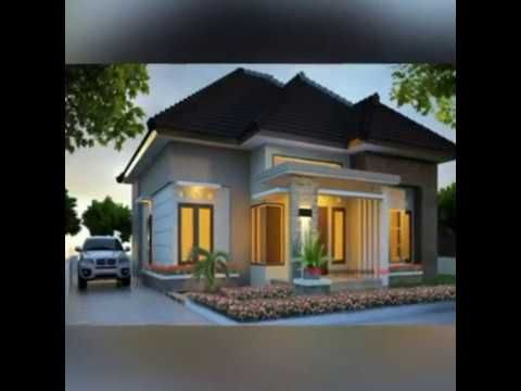 Single Story House Modern Architecture Single Story House Part 2 Contemporary House Design House Styles Contemporary House Plans