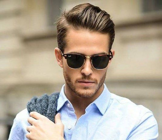 40 Hairstyles For Thick Hair Men S Stylendesigns Professional Mens Haircuts Mens Hairstyles Thick Hair Business Hairstyles