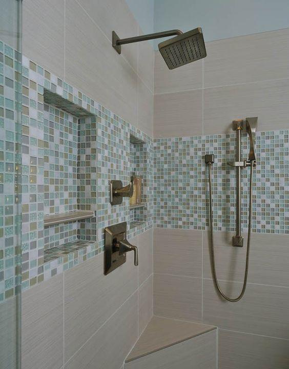 ฝ กบ วต ดผน ง Bathroom Design Trends Top 10 Bathroom Designs Shower Niche