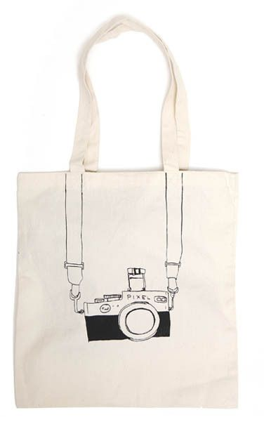Photographer tote / one and the same