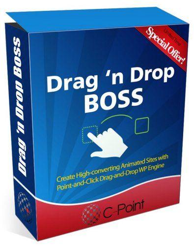 drag'n and drop boss