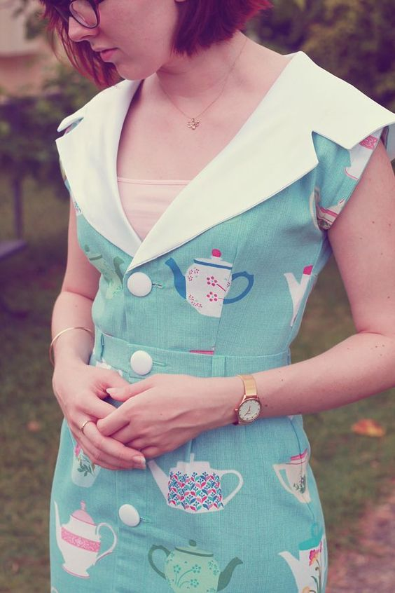 Teapot dress