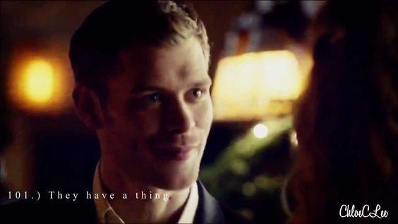 101 Reasons To Ship Klaus + Caroline