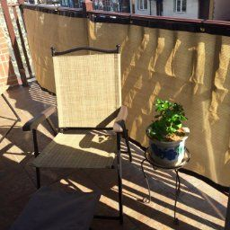 Privacy Screen Fence Mesh in tan