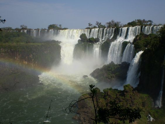 Iguazu Falls, Argentina and Brasil
