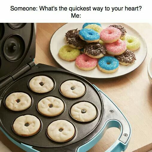 Food equals love